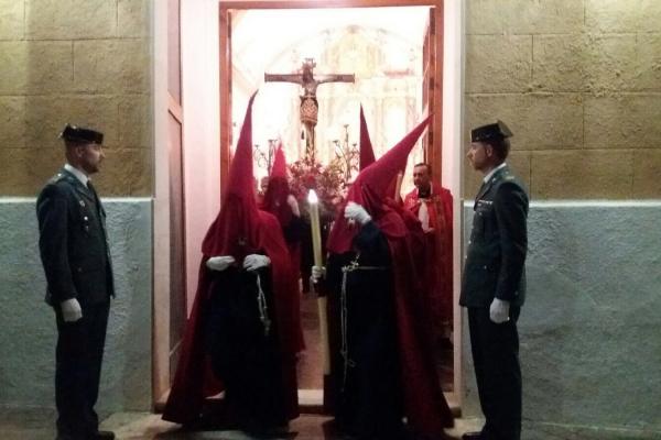 Solemne Procesión del Santo Entierro - Viernes 14